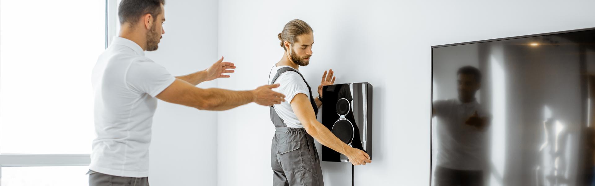 Multi Room Audio Installation