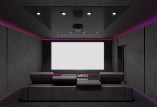 Light Sources in Home Theater