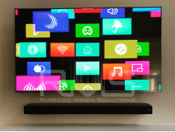 Ruredzo Media Solutions Smart TV Installation