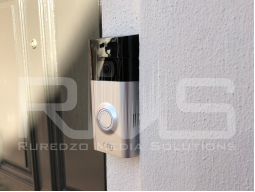Ruredzo Media Solutions Doorbell Installation