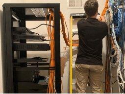 Media Installation - Networking