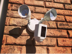 RMS Home Security Installation
