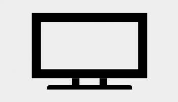TV Install Fireplace Stack Stone/Brick